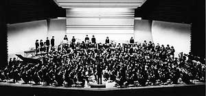中央音楽大会の様子